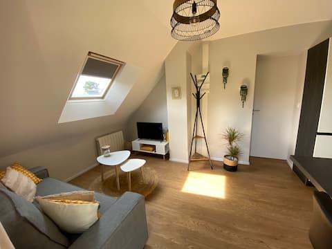 """Sea-Di"" appartement neuf situé entre terre et mer"