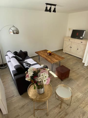 Guest house (dependance d'une maison familiale) cozy confortable et moderne