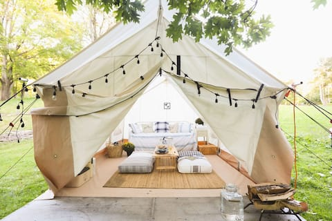 Red Cottage Farm Sheep Tent