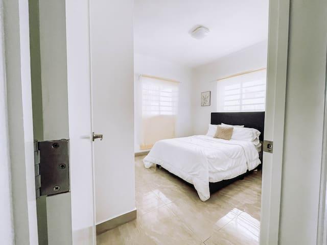 1st Bedroom suite