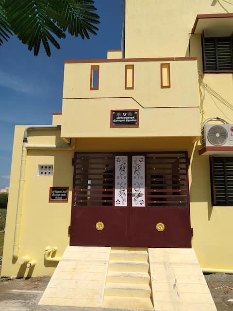 Gated Community Near Ramana Ashram Yogi Suratkumar