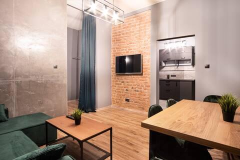 Revolution Aparts - Loft style flat