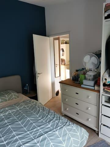 Schlafzimmer - Babybett wird nicht in der Wohnung stehen