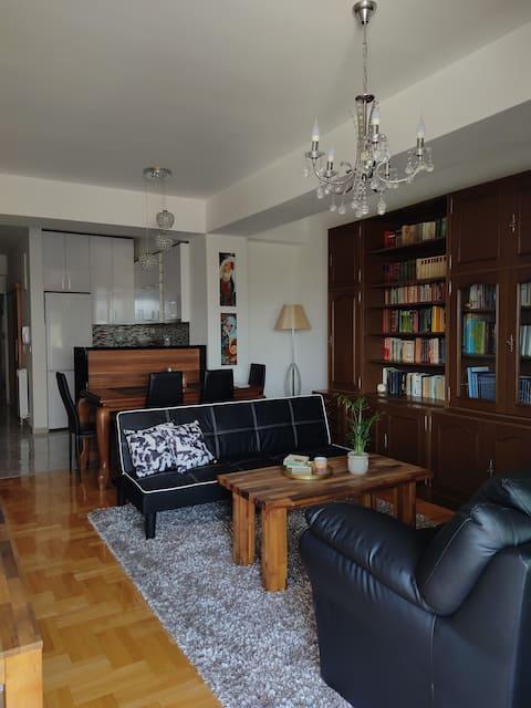 Home Library Apartment (main Boulevard)