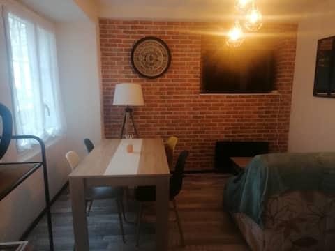 Appartement T2 30m², 4/6 personnes