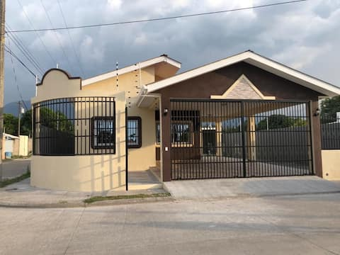 Entire residential home in gated community