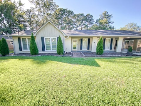 Game Day House 4 miles from Bryant Denny Stadium