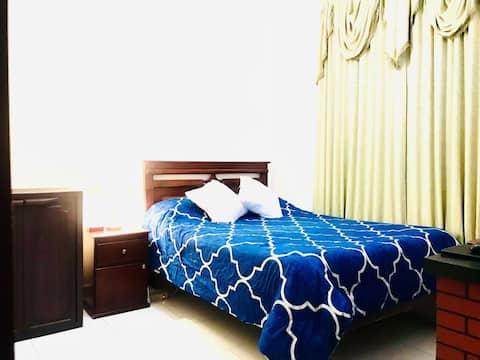 Encantadora habitación privada