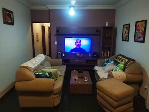 Ótimo apartamento, espaçoso e bem localizado!!!