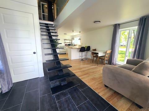 Superbe appartement centre-ville Carleton-sur-Mer