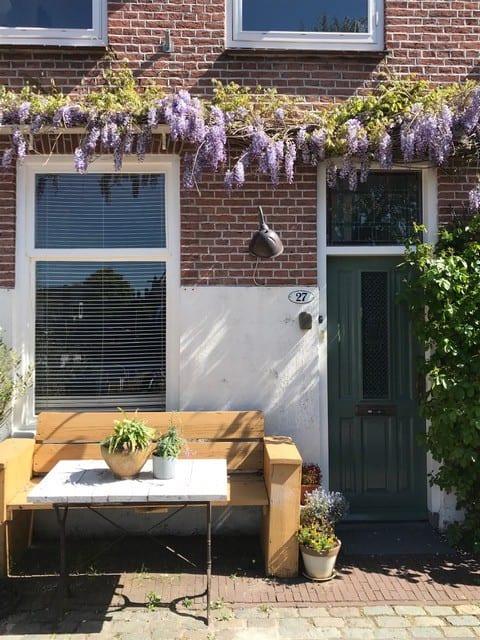 Apartma v starem mestu Haarlem