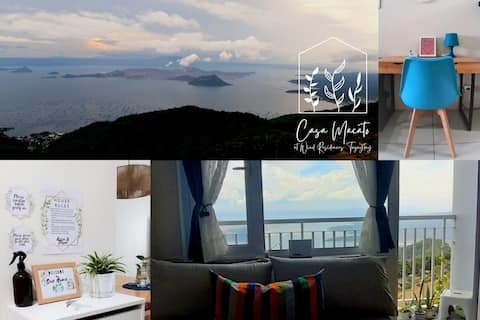 1 Bedroom Unit with Balcony facing Taal Lake