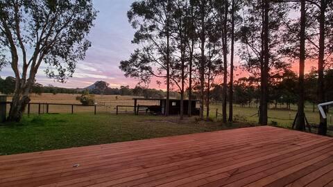 """The Silos Farm """"Kookaburra Cottage"""""""