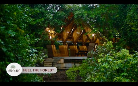 Mohraan Farms -Feel the Forest - Glory Villa (E&W)