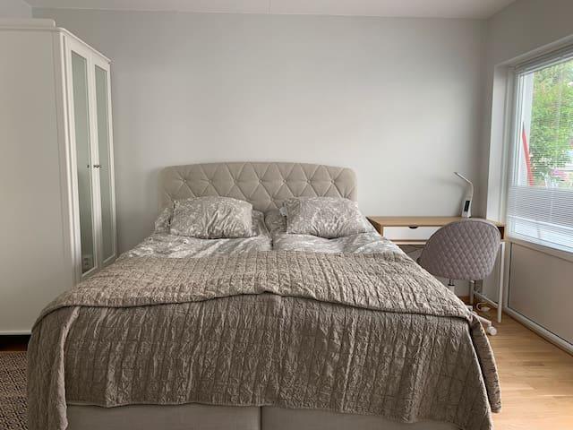 lyxigt möblerat hus