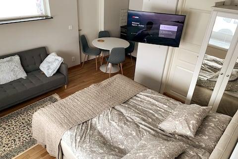 Neodoljiv apartman za goste sa besplatnim parkingom