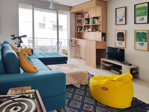 Charmant appartement -  haut standing