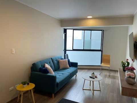 Hermoso apartamento de estreno en San Miguel