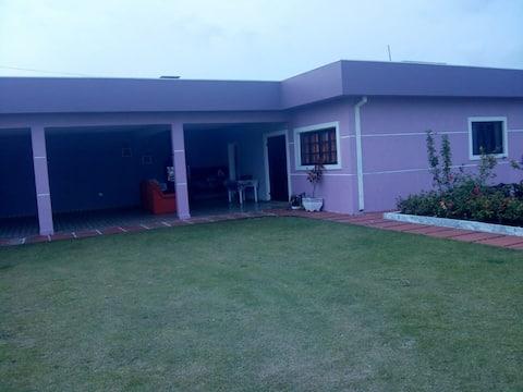 Casa, 100m da praia, Ilha Comprida-SP