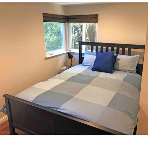 Cozy 1-bed 1-bath Private Entry with Parking