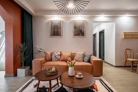 摩洛哥风格  东边精品小区乐荟城 比邻万达广场 湿地公园 星月湖公园