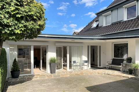 Guest apartment with comfort in Hennef (win)