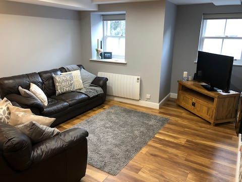 Modern centrally located apartment in Cockermouth