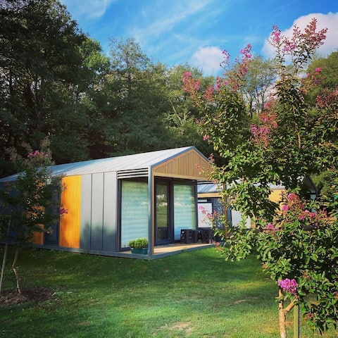 Saklıkent Beylerbeyi Çiftliği Tiny House Ev