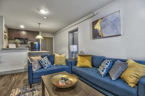 NEW!!! Modern apartment 5 min. from downtown!
