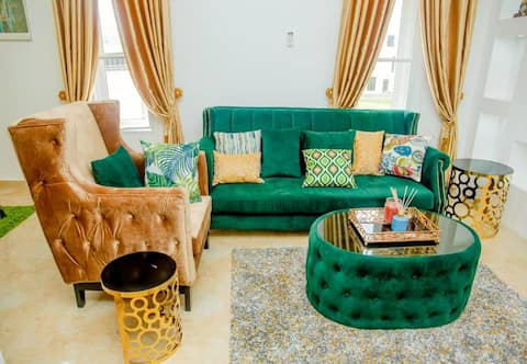 Exquisite apartment near Lekki Conservation Center