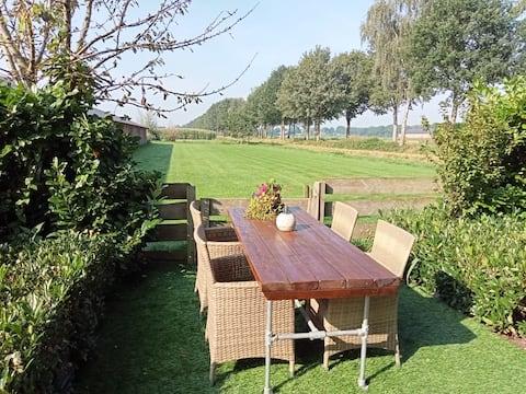 Landelijk gastenverblijf in Sint-Oedenrode
