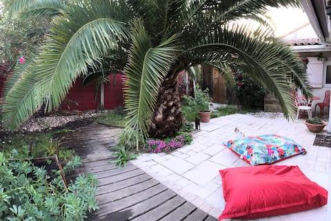 """Maison """"Le palmier"""" proche de toutes commodités"""