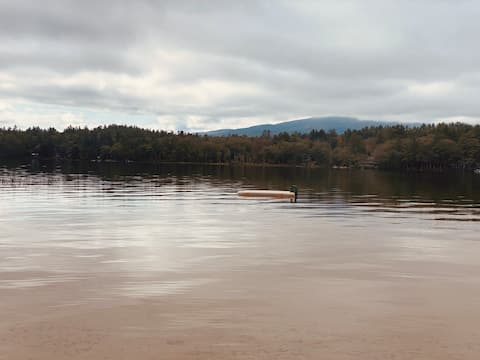 Our Fryeberg Lake Retreat, close to North Conway