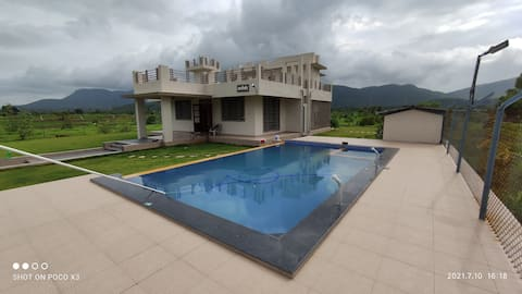 Private Bungalow with Swimming  Pool.