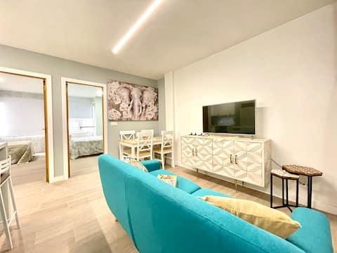 Peregrina Blue Family Suite
