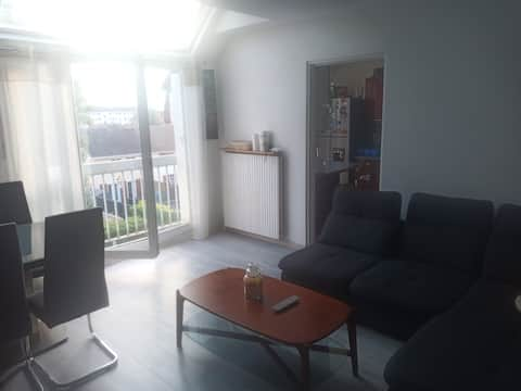 5mn from CDG Airport,Private room