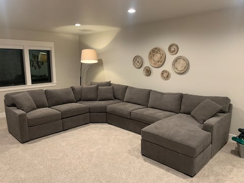 New, cozy modern farmhouse apartment