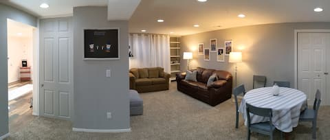 Private and Cozy Guest Suite - 2 bed & 1 bath