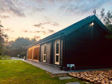 Radawa Hygge - luksusowy dom w duńskim stylu