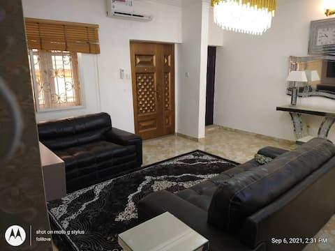 A lovely 2 Bedroom Serviced Apartment in Ikorodu