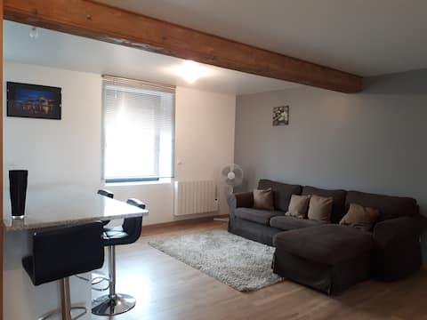 Appartement neuf centre-ville au Sud-Ouest de Lyon
