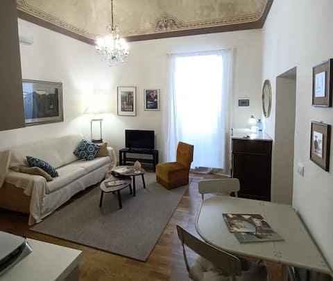 Affascinante appartamento in Palazzo dell'800