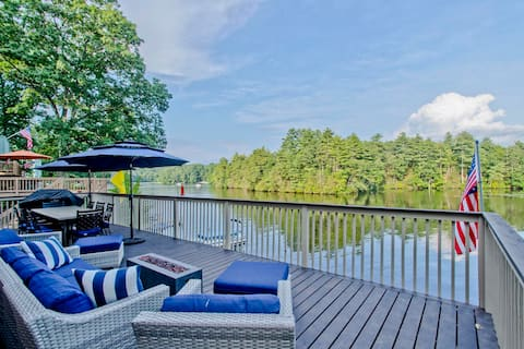 Fish Tale Cove: A Luxury Lakefront Vacation Home
