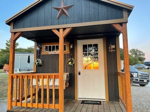 The Nest Tiny Home 2 is 240sf with awesome views!
