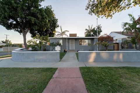 Cozy Home Located Near LA & OC's Best Attractions!
