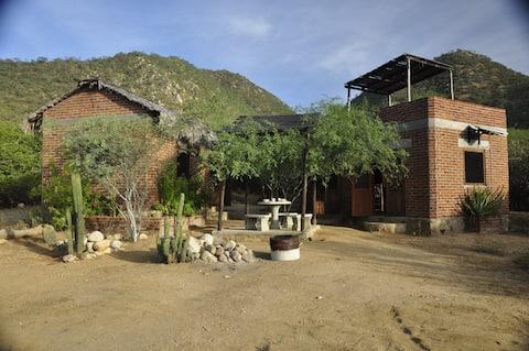Rancho Sol de Mayo ByRotamundos Cabaña King Deluxe