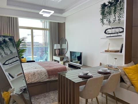 Cosy Studio where you can rejuvenate