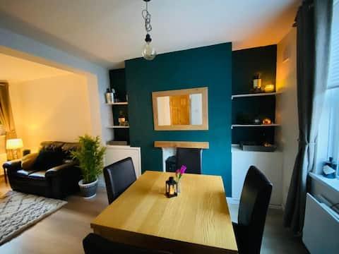 Cosy home near Belfast City Centre
