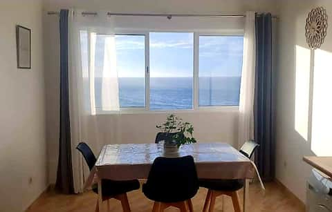 Splendide appartement en bord de mer avec rooftop