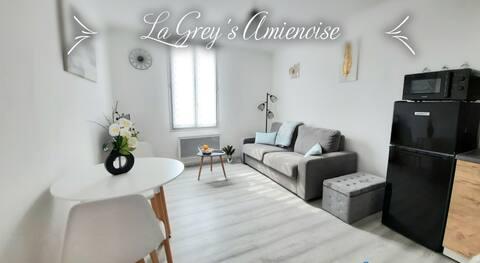 La Grey's Amienoise  Charmante maison de ville